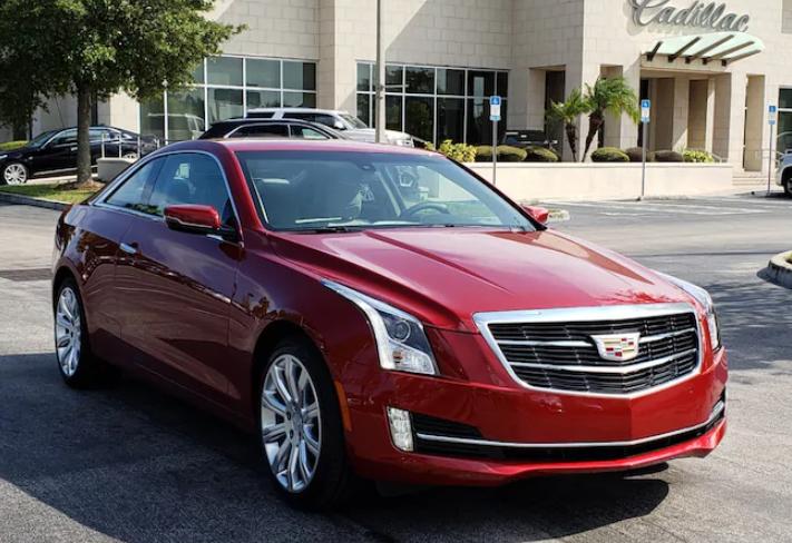 2019 Cadillac ATS 3.6 L Premium Luxury