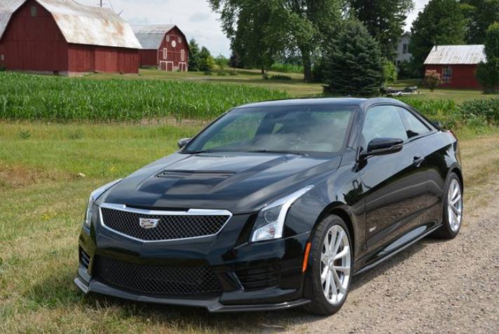 2019 Cadillac ATS-V 0-60