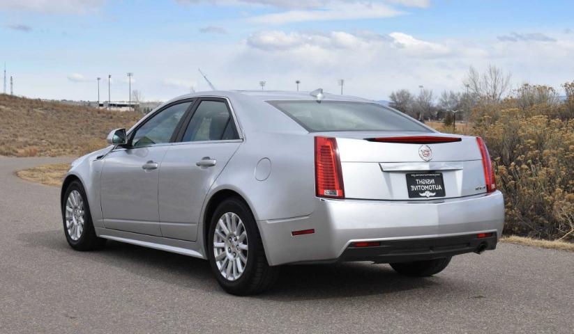 2019 Cadillac ATS V