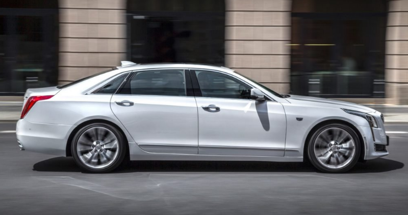 2019 Cadillac ATS V Sedan