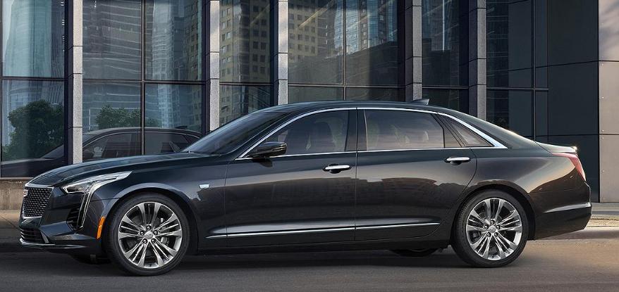 2019 Cadillac Allante