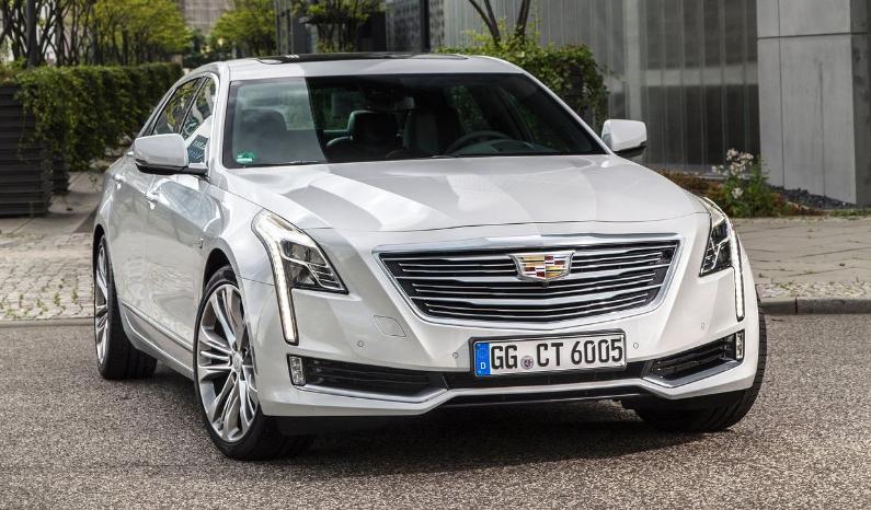 2019 Cadillac CT6 Platinum