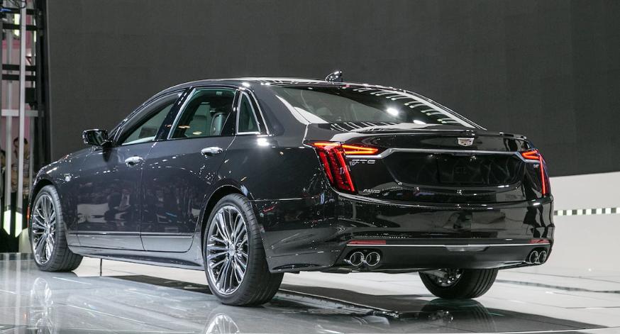 2019 Cadillac CT6 V Sport 0-60