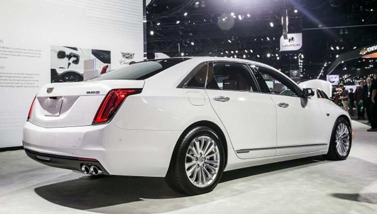 2019 Cadillac CT6 V Sport
