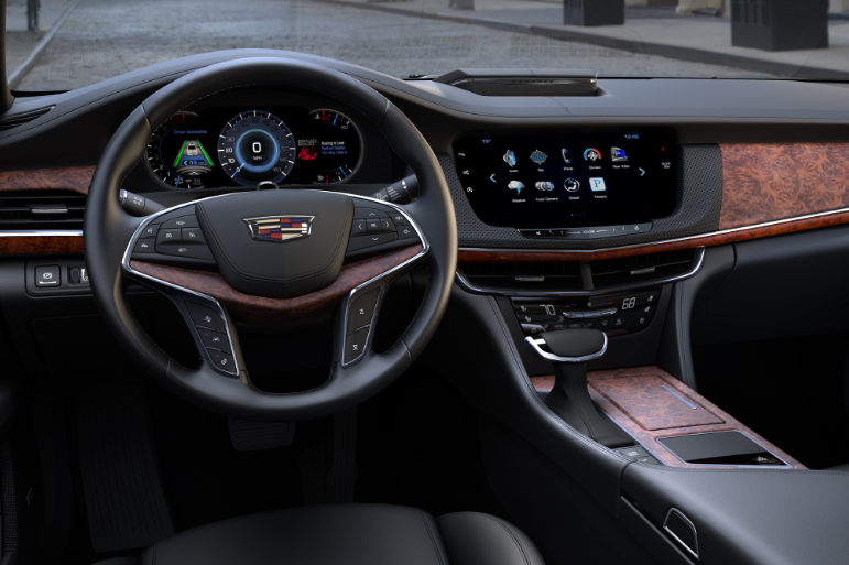 2019 Cadillac CT6 V-Sport Twin Turbo V8