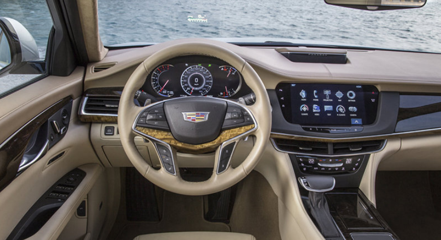 2019 Cadillac CT6 V8
