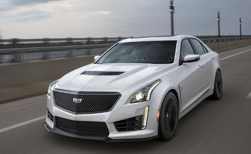 2019 Cadillac CT8