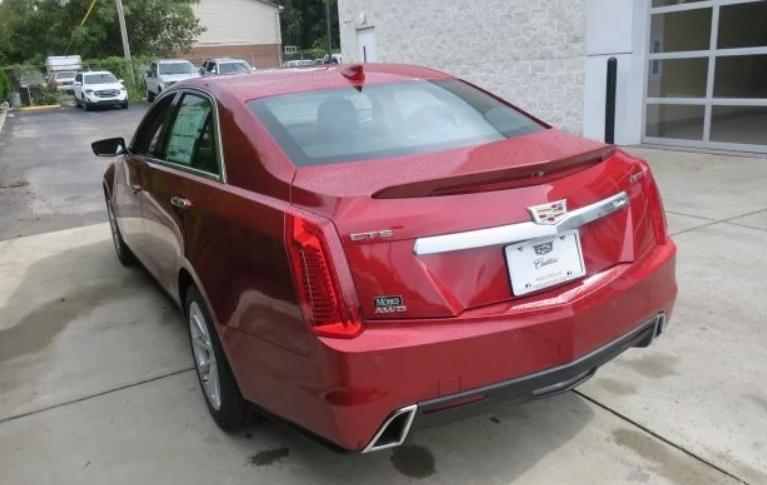 2019 Cadillac CTS V 0-60