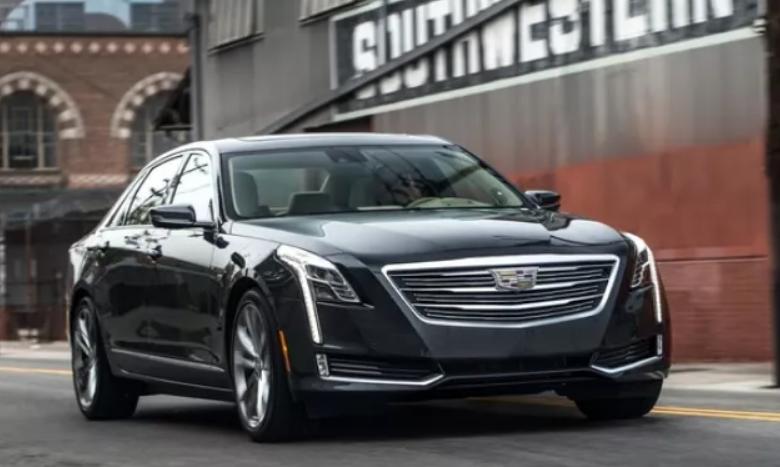 2019 Cadillac CTS V 1.4 Mile