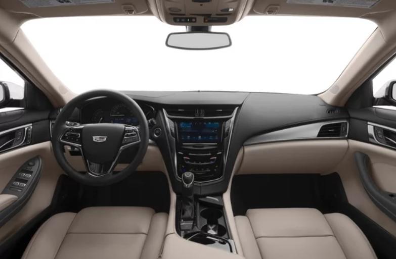 2019 Cadillac CTS-V Coupe
