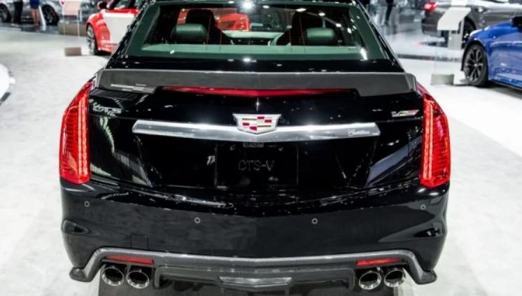 2019 Cadillac CTS V Sport