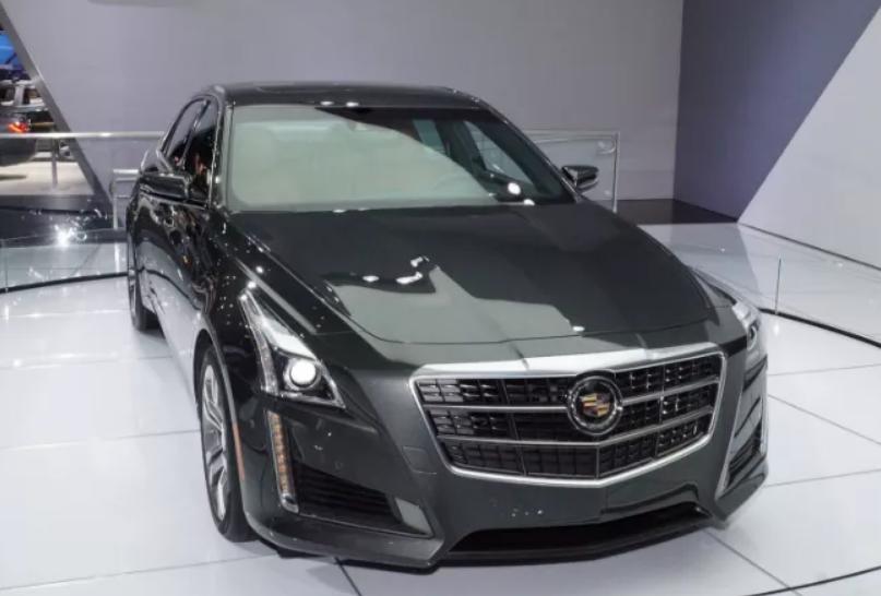 2019 Cadillac CTS V8