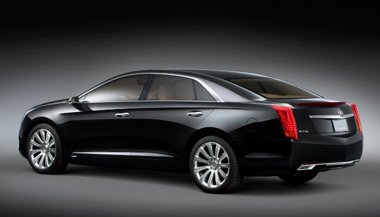2019 Cadillac DTS