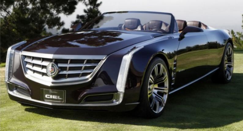 2019 Cadillac Deville