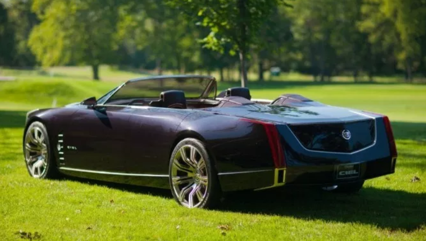 2019 Cadillac Eldorado Convertible