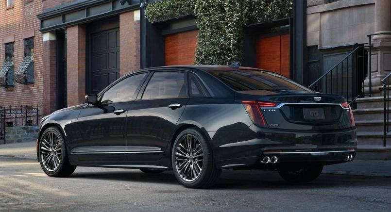 2019 Cadillac Eldorado