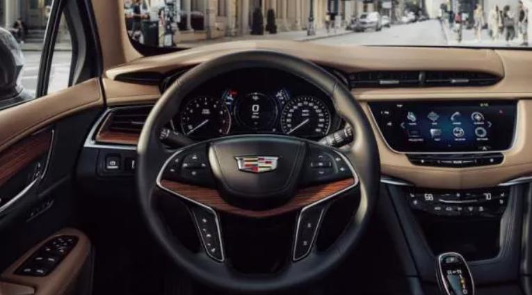 2019 Cadillac SRX 4