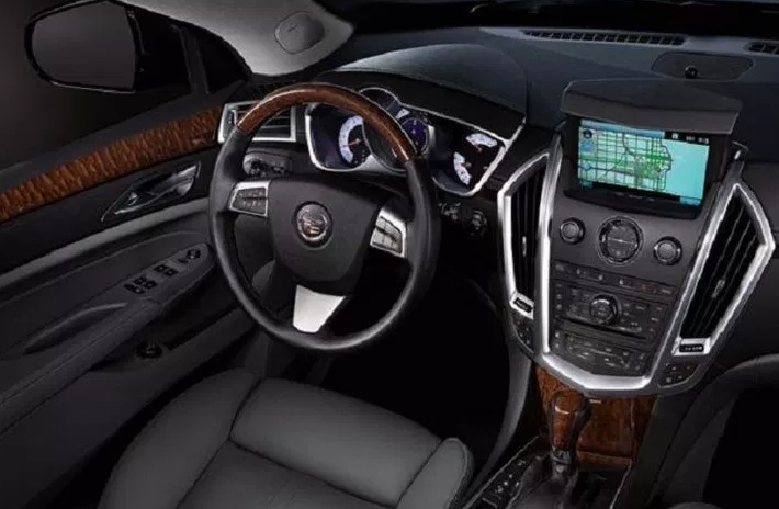 2019 Cadillac SRX Luxury