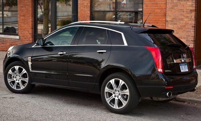 2019 Cadillac SRX
