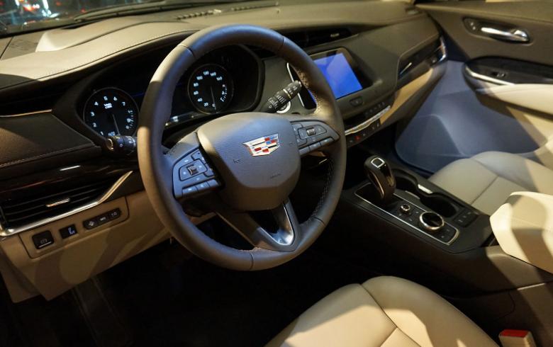 2019 Cadillac XT4 Crossover