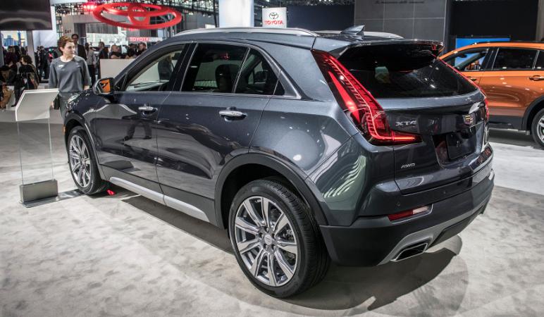 2019 Cadillac XT4 Luxury