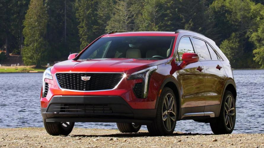 2019 Cadillac XT4 Sport 0-60