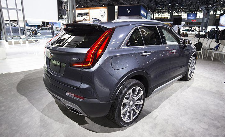 2019 Cadillac XT4 USA
