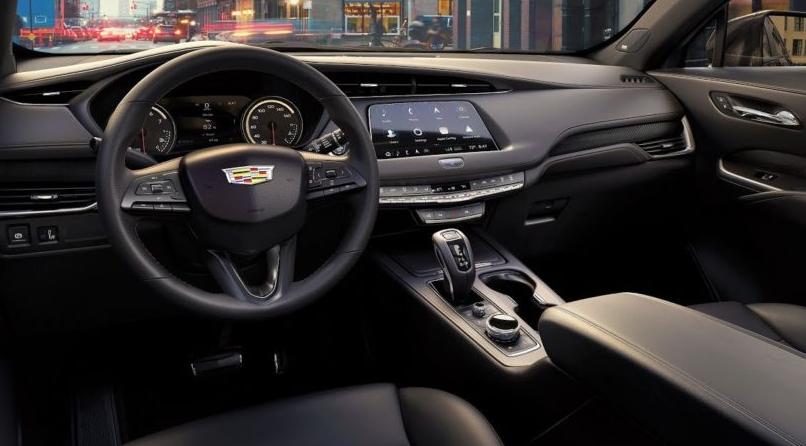 2019 Cadillac XT4 White