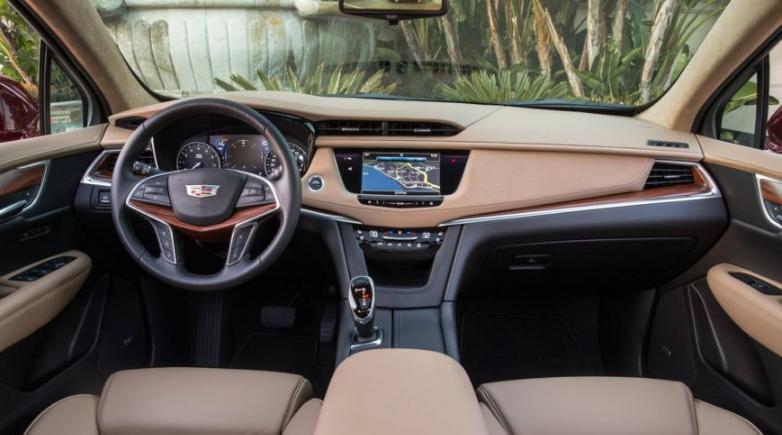 2019 Cadillac XT5 3Rd Row