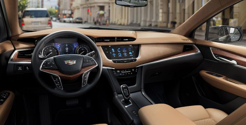 2019 Cadillac XT5 Canada