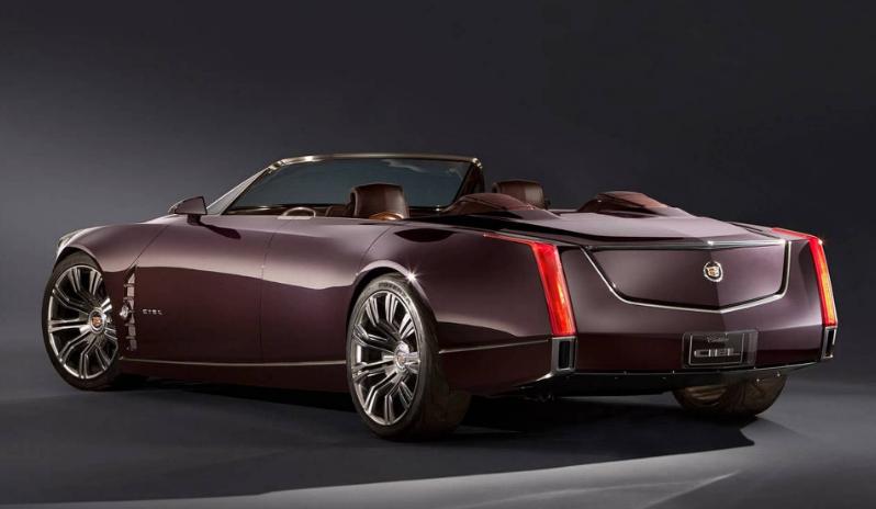2019 Cadillac XT5 Convertible