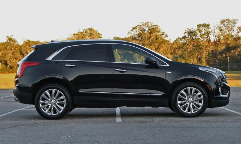 2019 Cadillac XT5 Crossover