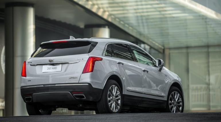 2019 Cadillac XT5 Sport