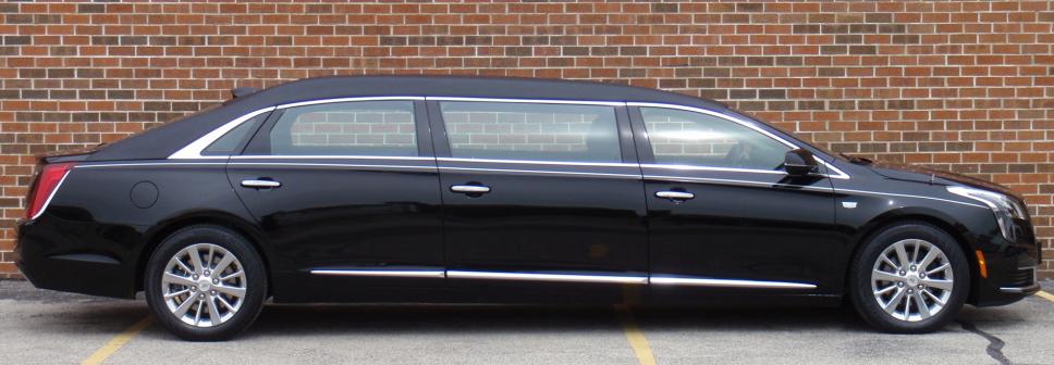2019 Cadillac XTS Limousine