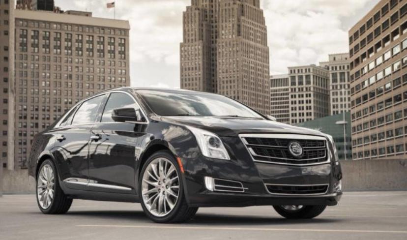 2019 Cadillac Xts B9q Coachbuilder