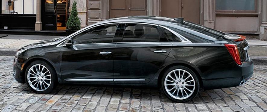 2019 Cadillac Xts Luxury Msrp