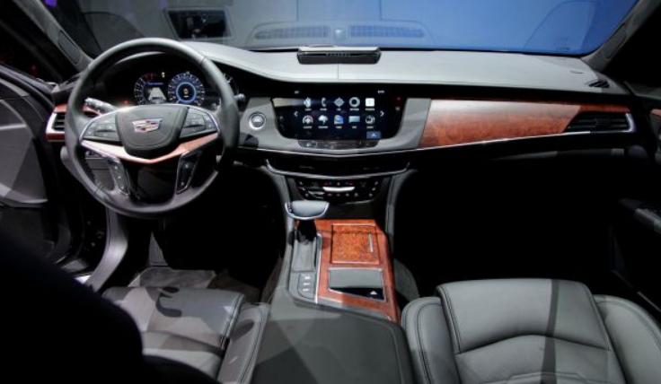2019 Cadillac Brougham