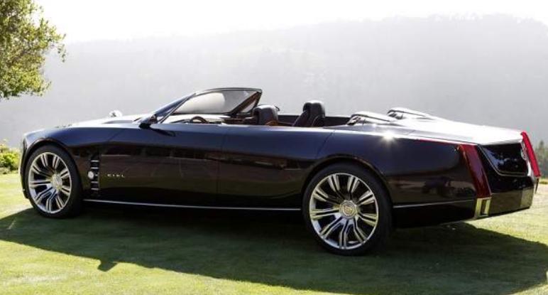 2019 Cadillac CIEL
