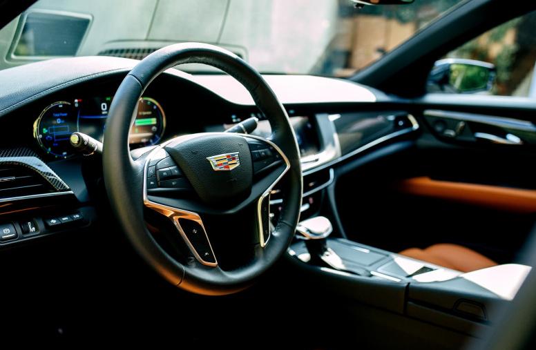 2019 Cadillac CT3