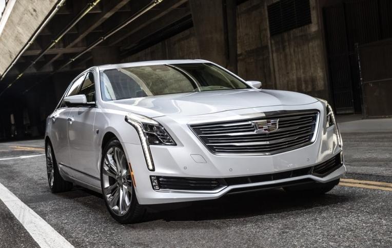 2019 Cadillac CT4