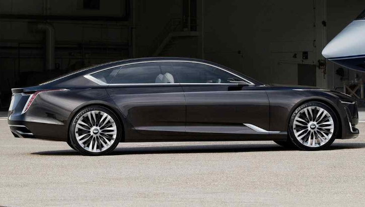 2019 Cadillac CT8,