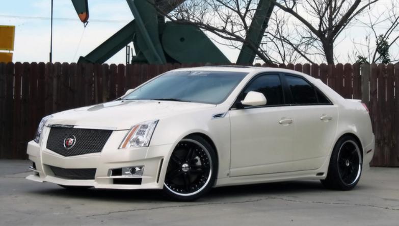 2019 Cadillac Cimarron