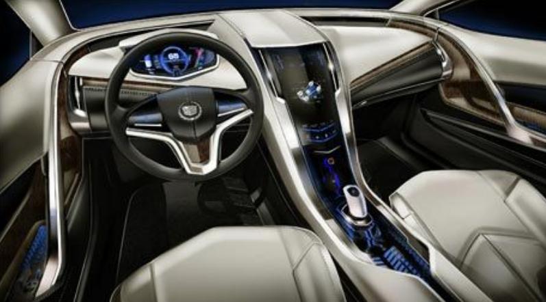 2019 Cadillac Converj