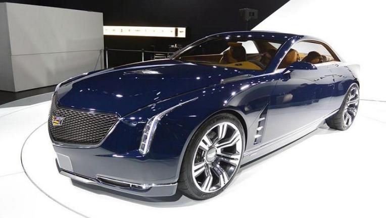 2019 Cadillac Elmiraj