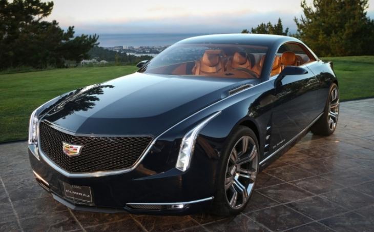 2019 Cadillac Elmiraj Precio