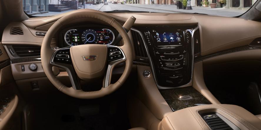 2019 Cadillac Escalade Truck