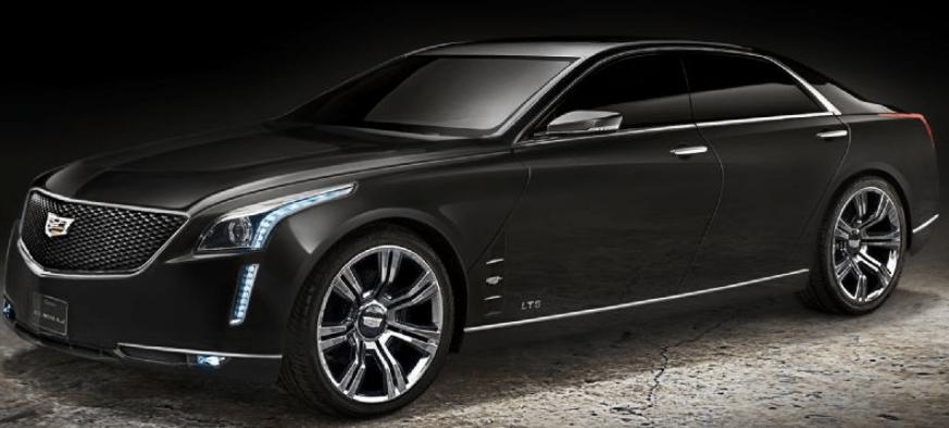 2019 Cadillac Fleetwood
