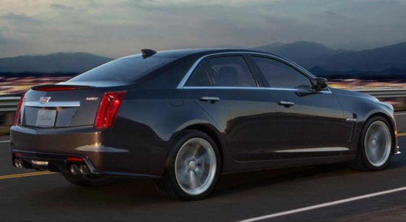 2019 Cadillac STS V