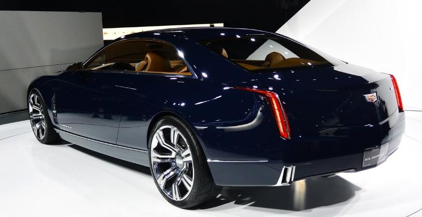2019 Cadillac Series 62