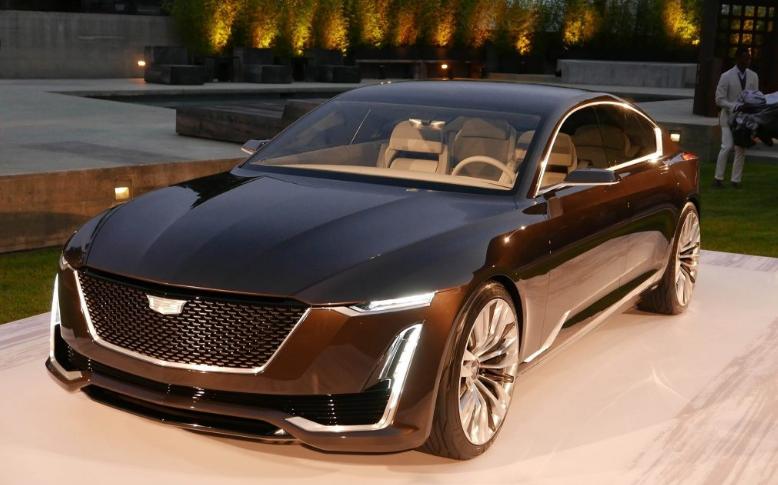 2019 Cadillac Series 75